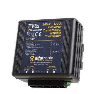 Alfatronix PV 6/10s 24>12V impuls pingemuundur 6A
