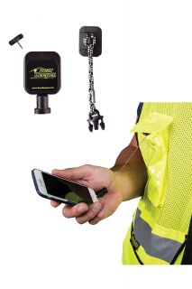GearKeeper RT5-5420 Vest Integration, Smart Phone Keeper