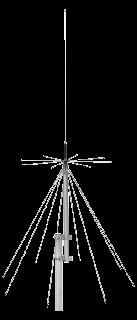 SD-1300/UHF base antenna