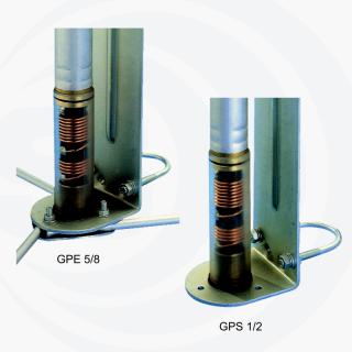 GPE 27 5/8 baasantenn 6500mm Sirio