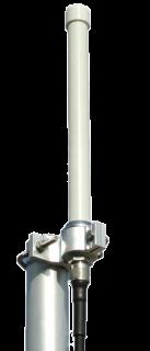 Sirio SCO-2-6 circular polarization base antenna 6dBi (3,9dBd)