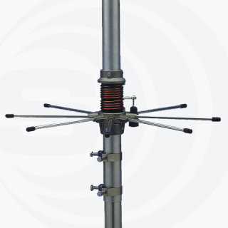 SIRIO 827 baasantenn 5/8 6700mm Sirio