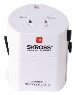 Skross SKR1102100 world travel adapter