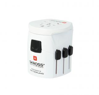 Skross SKR1103160 world travel adapter