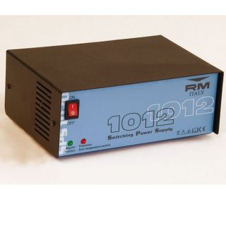 RM SPS1012 Power Supply, Switched Mode, Input 190 - 265VAC, Output 13,5V, Load Continuous 10A Max 11A