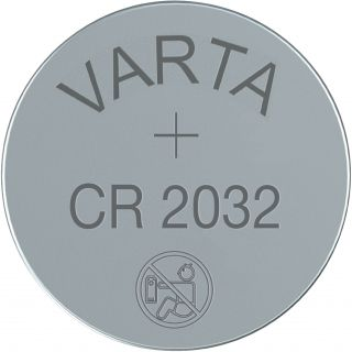 Varta Lithium Button Cell Battery CR2032 3V 1-Blister