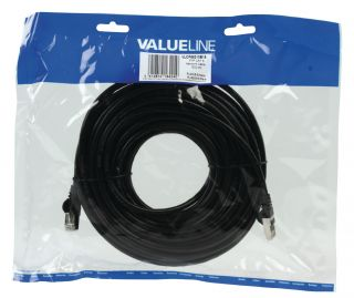 VLCP85221B150 FTP CAT 6 network cable 15.0 m black
