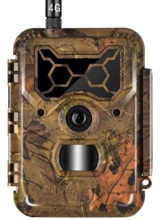 WildGuarder Whatcher1w-4G wide angle wireless 4G trail camera
