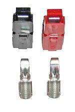 PowerPole PP-C45 toitepistik kaablile 30A punane/must