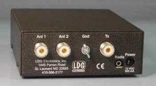LDG AT200PRO2 antenni tuuner, 200W