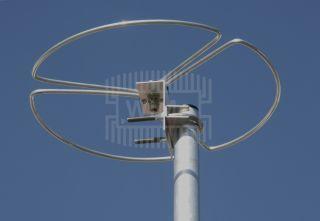 Big Wheel antenna 432MHz
