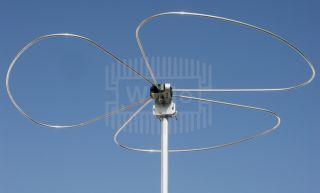 Big Wheel antenna 144 MHz