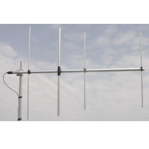 WY 136-4N 4 elements Yagi, Wide Band
