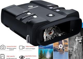 WildGuarder NB1 Digitaalne öönägemise binokkel