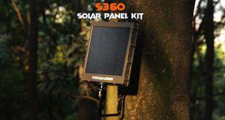 WildGuarder S360 akuga päikesepaneel 8000mAh, universaalne