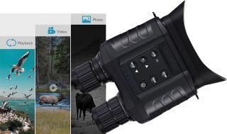WildGuarder NF1 Digitaalne öönägemise binokkel
