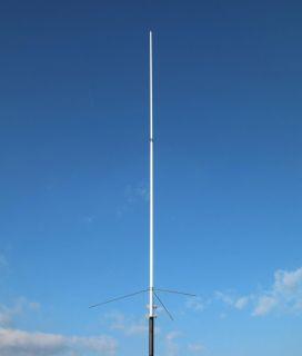 X-300N baasantenn VHF(6,5 dB) / UHF(9,0 dB), N-pesa Diamond