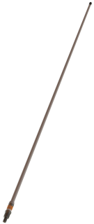 VHF76X 6 dB VHF Fibreglass Antenna 2.6 - 3.4 m (Customer specified frequency)