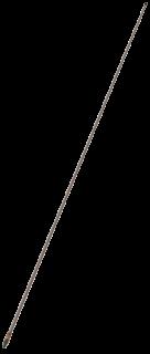 VHF76 baasantenn 3dBd, 156-163MHz