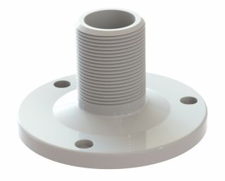 "10000-011 Deck Mount 1""-14NF for light-weight antennas"