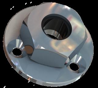 10000-481B läbiviik kaablile (kaablile Ø 10 - 12 mm)