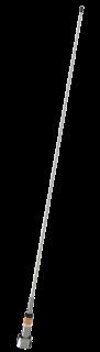 "11033-431 VHF33 - 1 3dB VHF Fiiberklaas Antenn 0,95m (Antenna + 1""-11 Mutter)"
