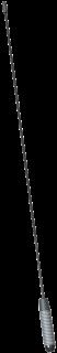 0DB VHF vedruga terasvarras M6-keere sisemine Scan-Antenna