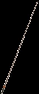 VHF73 0dBd VHF 1/2λ klaasfiiber baasantenn 146 - 162.5MHz
