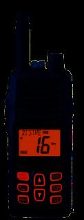 Standard Horizon HX400E VHF FM Marine Transceiver