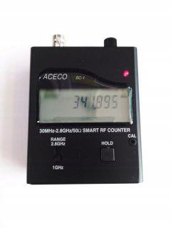 Aceco SC-1 sagedusloendur