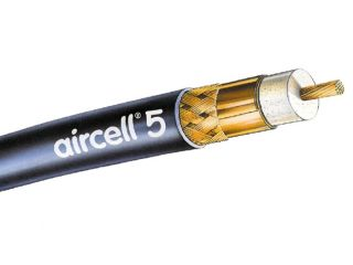 AIRCELL 5 coaxial cable 50ohm 1m