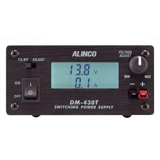 Alinco DM-430E toiteplokk 5-15V, 25A pidev, 30A max