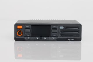 Hytera MD615UB autoraadiosaatja 1 - 25W, Bluetooth, 400-470MHz, DMR Tier II digital ja analoog