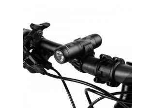 Front bike lamp, Mactronic Scream 3.2, 600 lm, rechargeable, set (18500 battery, USB cord, handlebar mount), box