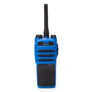 Hytera PD715Ex ATEX digitaalne käsiraadiosaatja, 1W, GPS ja ManDown, 1800mAh Li-Ion, kiirlaad. 3h, 136-174MHz VHF