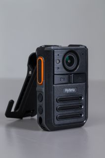 Hytera VM550 32GB Remote Video Speaker Microphone Bodycam