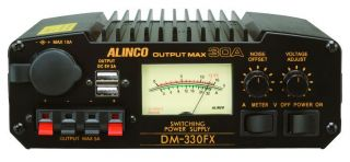 Alinco DM-330FXE toiteplokk 5-15V, 25A pidev, 30A max