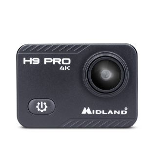 Midland H9+ 4k UHD Seikluskaamera WiFi-ga, puldiga