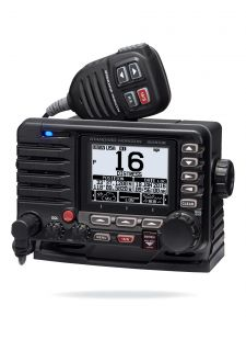 Standard Horizon GX-6000E VHF stats. mereraadiosaatja Class D DSC, NMEA2000