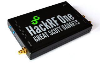 HackRF One SDR 1 – 6000 MHz