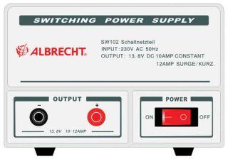 SW102 toiteplokk impulss 220V>12V 10/12A