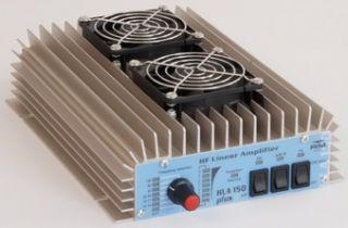 RM Italy HLA 150/V FAN amplefier with  150W AM-FM-SSB 1,8-30MHz