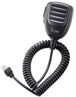 iCOM HM152 microphone for mobile transcievers