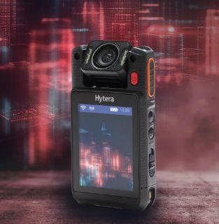 Hytera VM780 64GB LTE Remote Video Speaker Microphone Bodycam