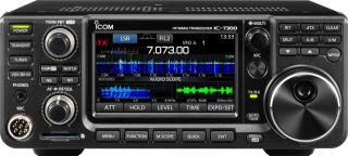 Icom IC-7300 SDR Transceiver