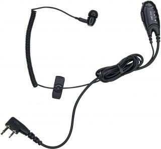 Alinco EME-56A peakomplekt mikrofoniga