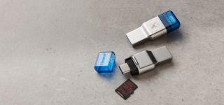 Kingston MobileLite Duo 3C microSD kaardilugeja