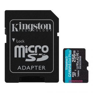 Kingston MicroSDXC mälukaart Canvas Go Plus 256GB