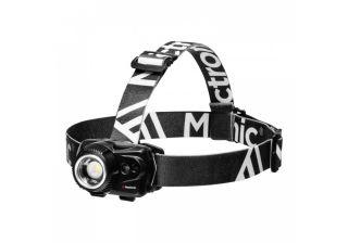 Headlamp, Mactronic MAVERICK 510lm, Rechargeable, box