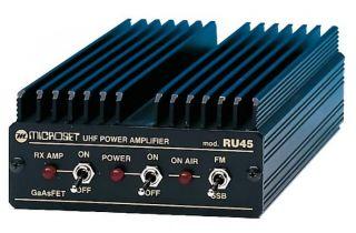 MICROSET RU-45 Linear amplifier for 70cm, 45W